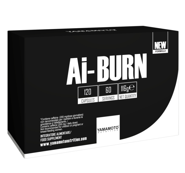 Yamamoto Nutrition Ai-Burn Hardcore Fat Burning For Great Results