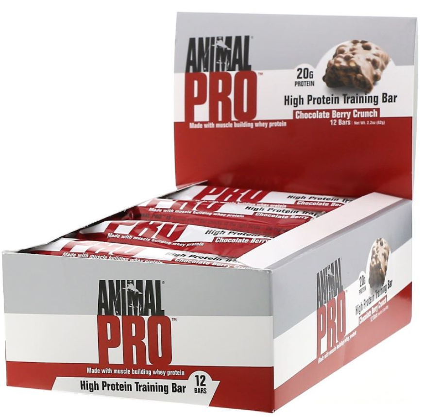 Universal Nutrition Animal Pro Protein Bars