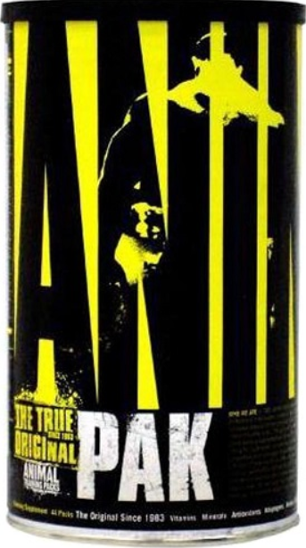Universal Nutrition Animal Pak - 44 Packs. The original supreme multi vitamin and performance enhancer.