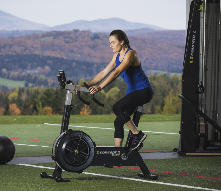 Concept 2 BikeErg, High Performance Training, available on 0% Finance