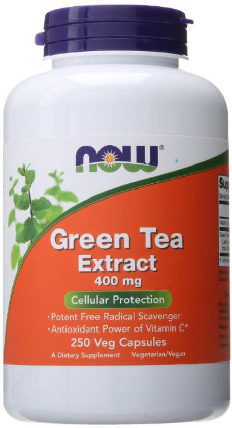 NOW Food Green Tea Extract, Great for Weight Loss