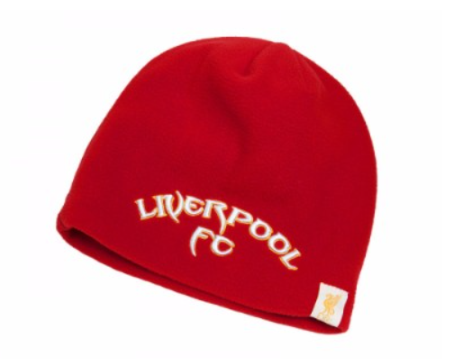 Liverpool FC Red Beanie