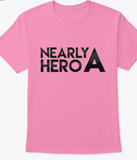 Nearly A Hero Training Top, Free Shipping & Finance Available!