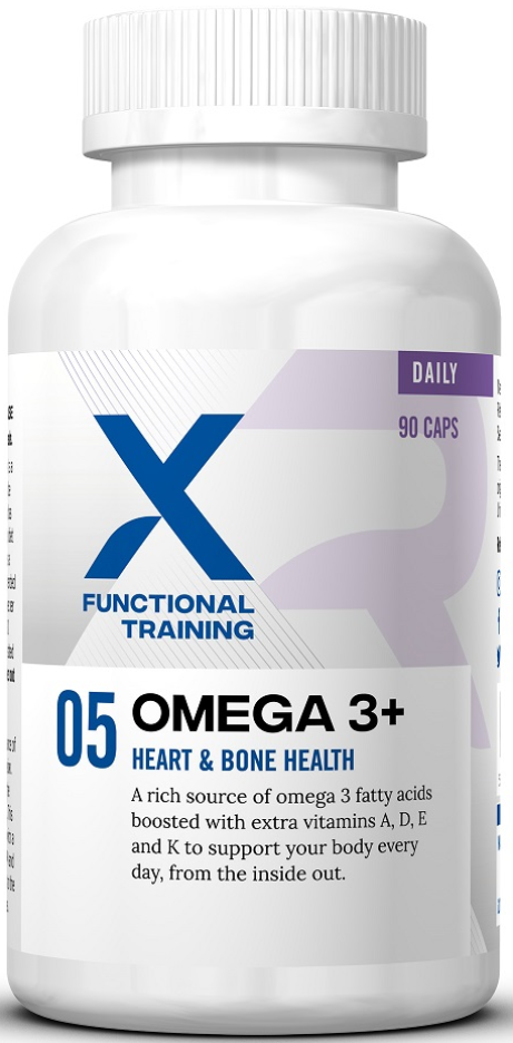 Reflex Nutrition Omega 3+ Convenient, easy to take capsule for fast release