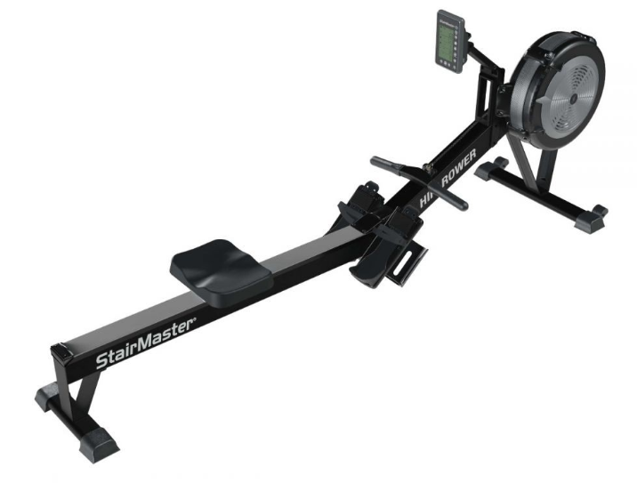 StairMaster HIIT Rower Air Resistance Rowing Machine, Commercial Quality, 0% Finance