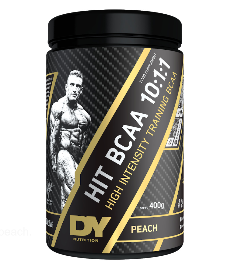 Dorian Yates HIT BCAA 10:1:1, Improve Performance, Muscle Growth and Endurance, Insane Results