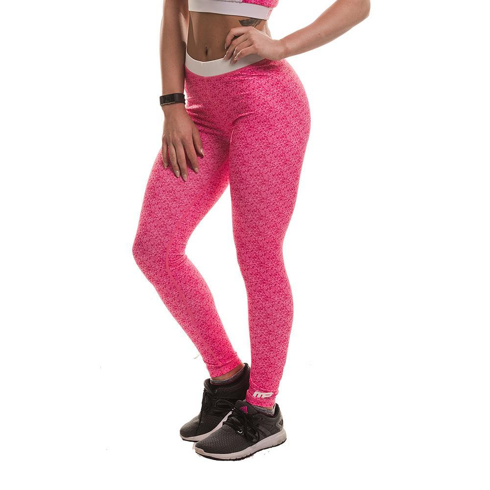 MUSCLEPHARM Ladies Matrix Full Length Leggings