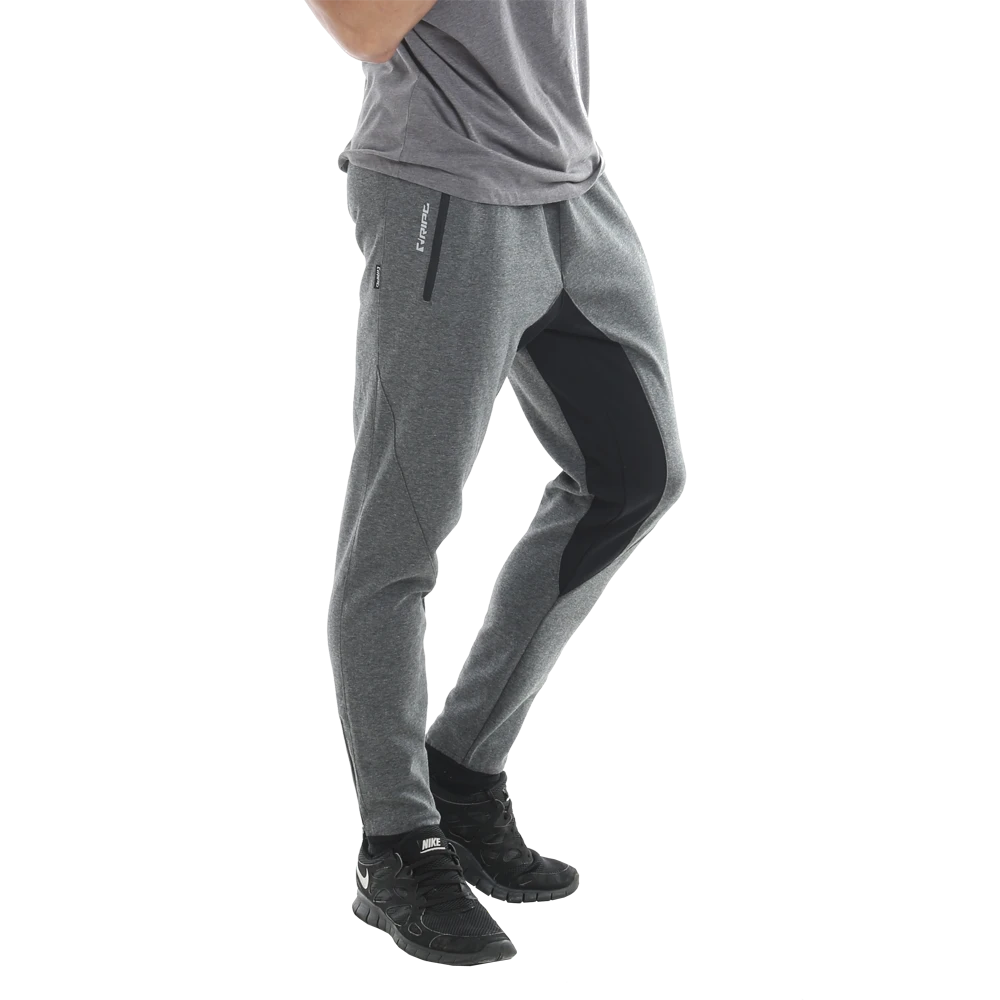 RIPT Performance Side Zip Pocket Tapered Joggers