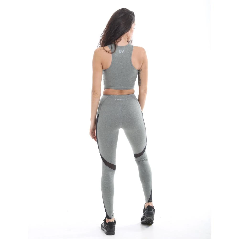RIPT Performance Racerback Crop Top