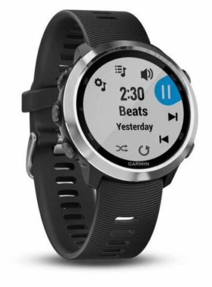 Garmin Forerunner 645 Music GPS Running Watch with Wrist-Based Heart Rate