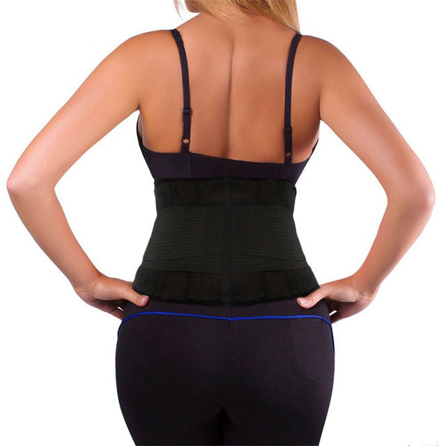 Sports Waist Trainer Hot Body Shaping Belt/ Back Support