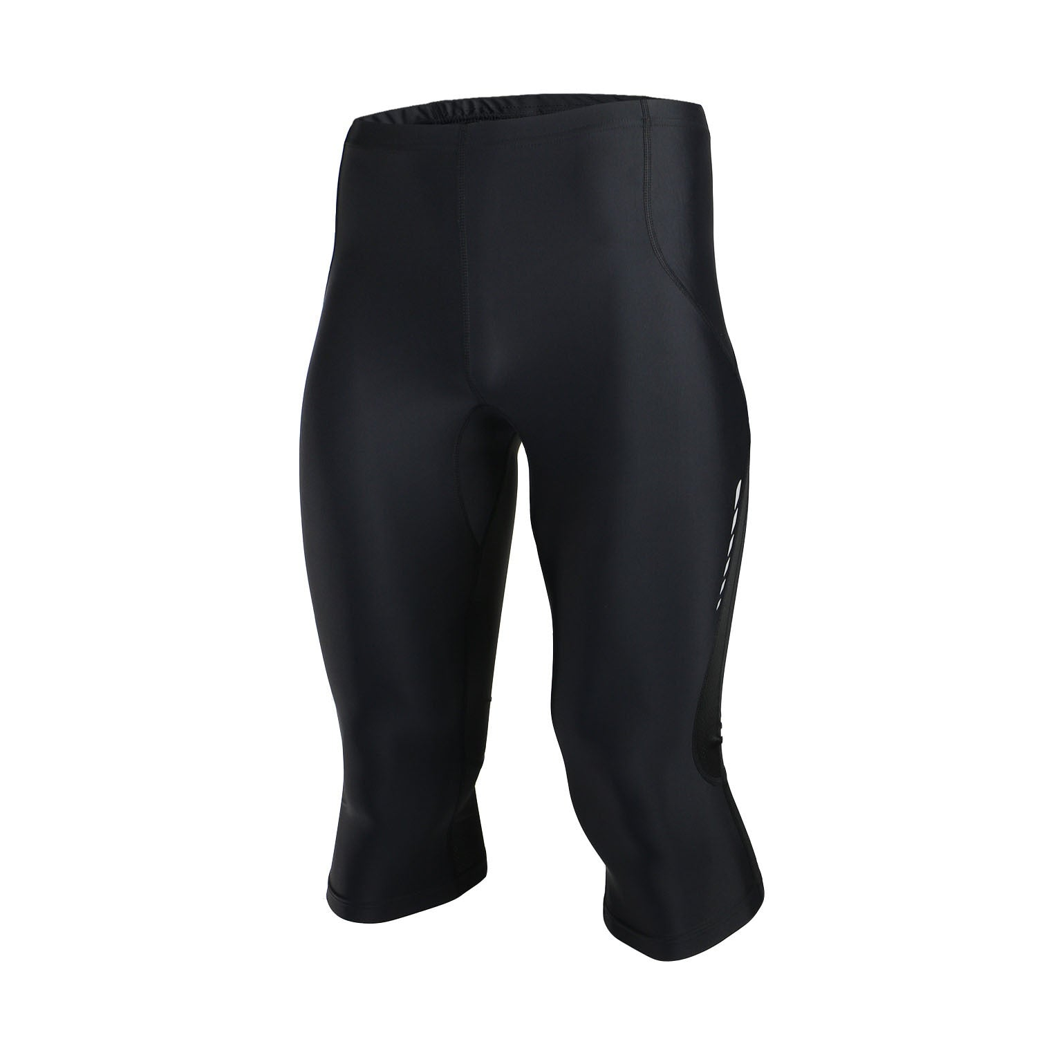 Reflective Running Tights 3/4 Length