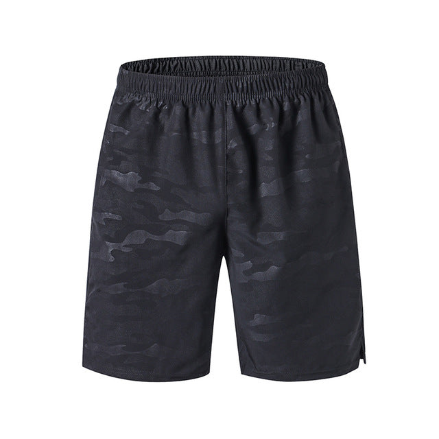 Quick Dry Running Shorts Men With Pockets