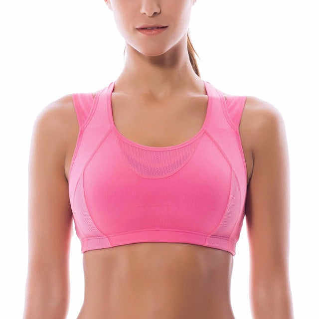 High Impact Workout Bra