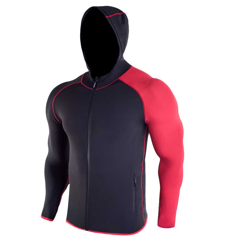 Quick Dry Compression Hoodie