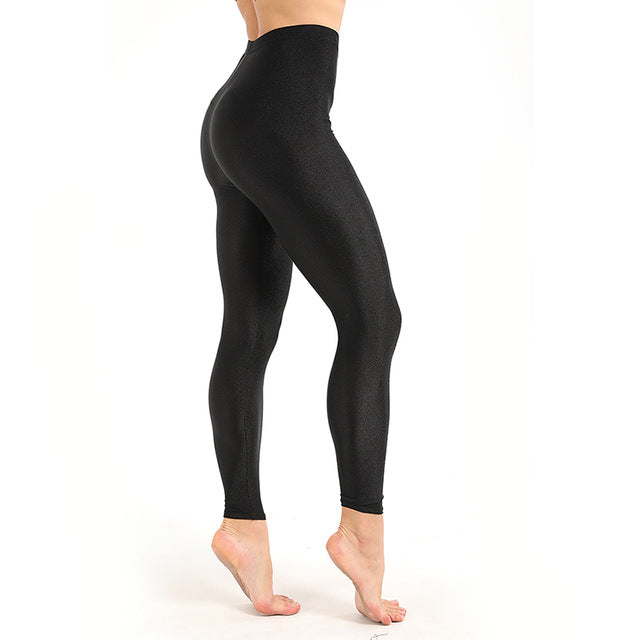 Workout Glossy Leggings