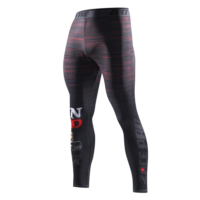 Compression Gym Tights