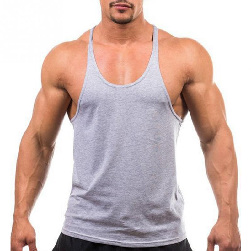 Summer Men's Sleeveless Top