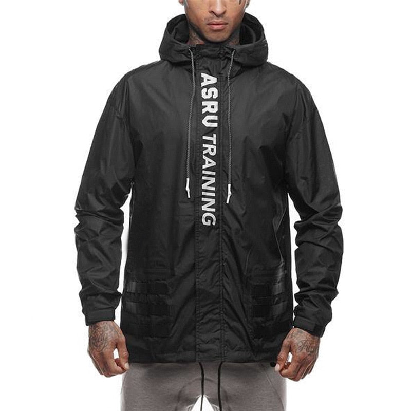 Waterproof Jogger Jacket