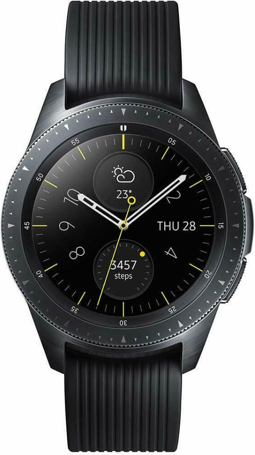 Samsung Galaxy Watch R810 Bluetooth Version, Free Delivery 0% Finance