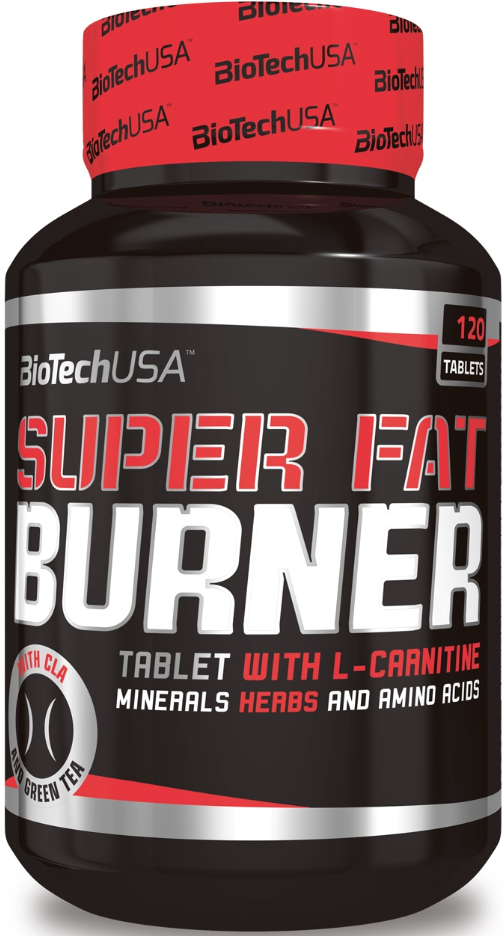 Bio Tech USA Super Fat Burner, Stimulant Free Fat Burner
