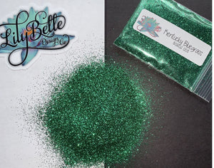 Glitter - Kentucky Bluegrass - Bold Green - Ultra Fine 008