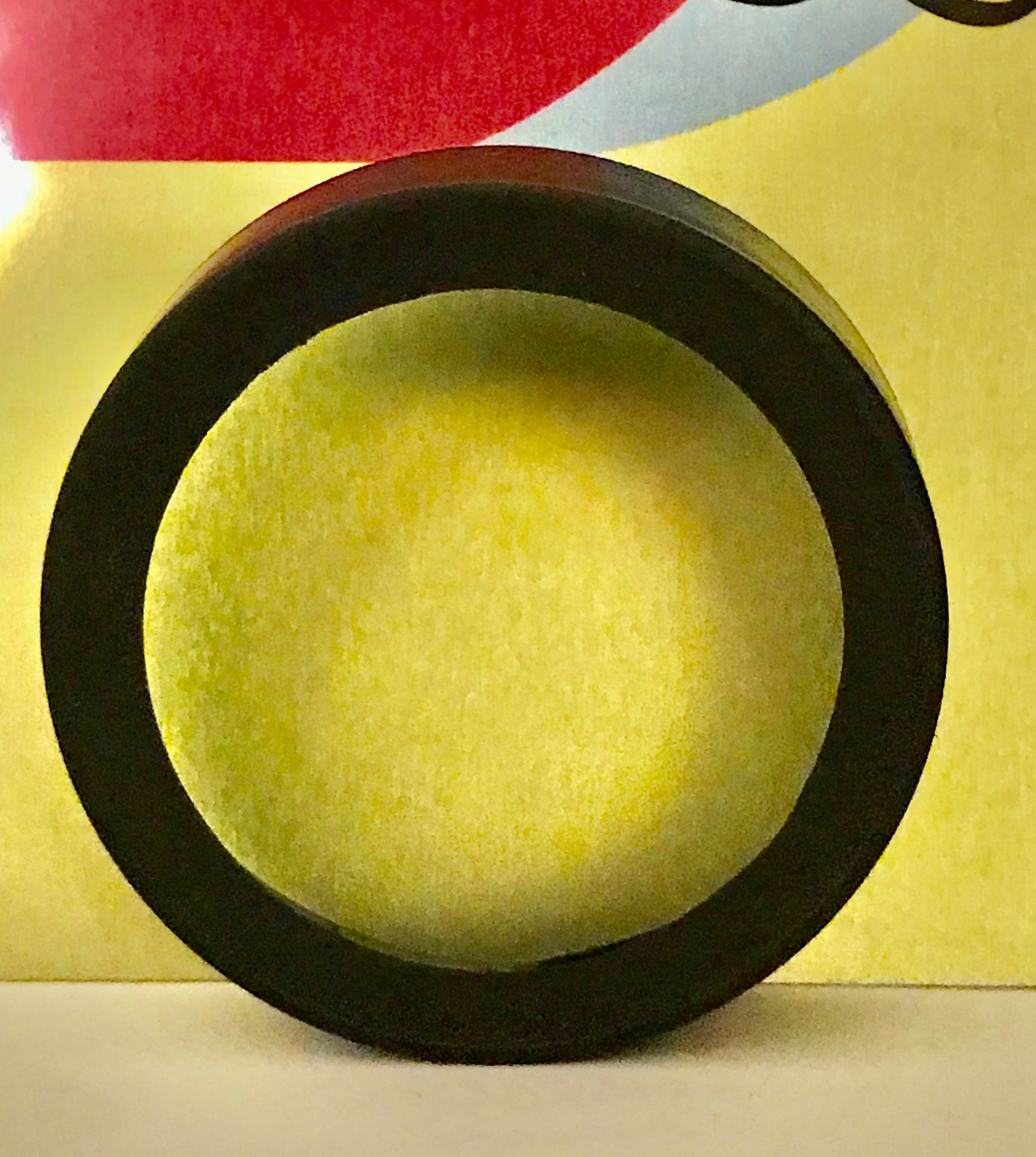 12 Ounce Can Cooler Replacement Ring BLACK