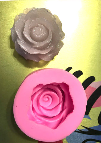 Silicone Mold - Rose