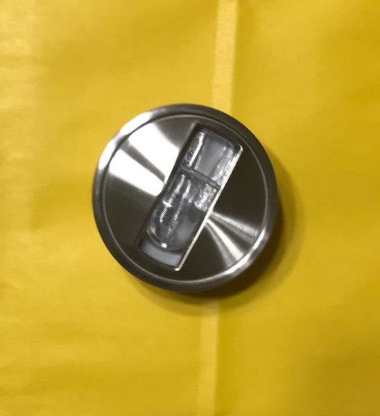 Lid - Stainless Steel Soda Can Lid