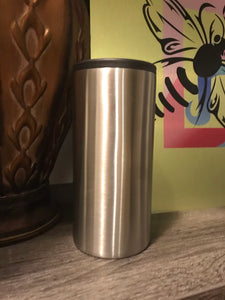 ***NEW ITEM*** 12 Ounce Slim Can Cooler 2.0 (Screw Off Top)