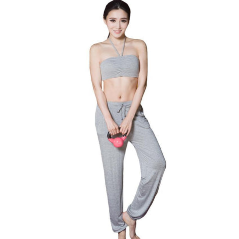 Women Sleep Bottoms Casual Gym Sport Pants