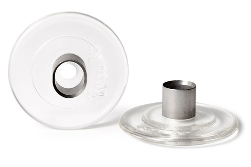 Stoma Hole Cutter for 2-Piece Ostomy Pouches/Wafers