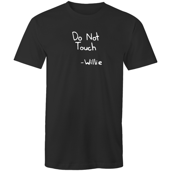 Do Not Touch Willie Tee - Unforgettable Luncheon