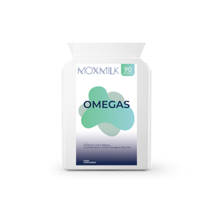 Omegas| Omega 3, 6, 9 1160mg | 90 Softgels
