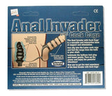 Anal Invader with Cock Cage