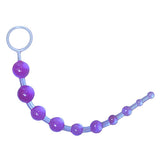 Loving Joy Anal Love Beads Purple