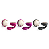 Lelo Insignia Ida Couples Vibrator   Deep  Rose