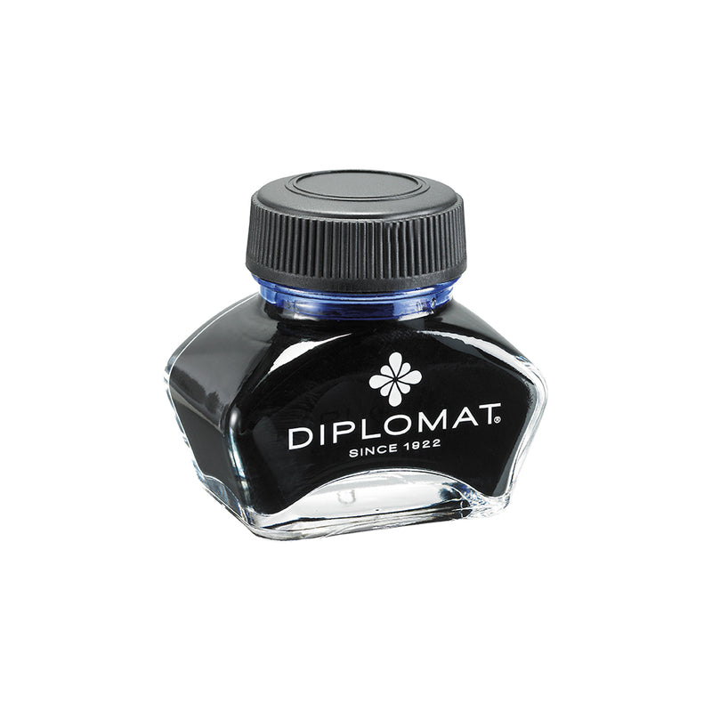 Diplomat Ink Bottle - Diplomat - Colour Blue - House of Fine Writing - Toronto, Canada