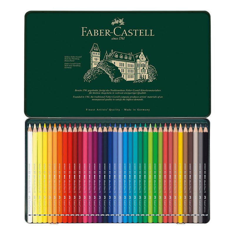 Faber-Castell Albrecht Duerer Artists Watercolour Pencils Tin of 36 - House of Fine Writing - Toronto, Canada