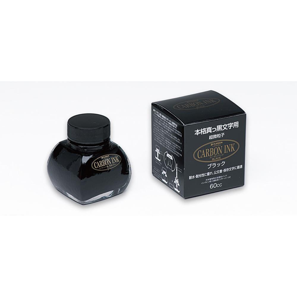 Platinum Carbon Ink Bottle - Platinum -  L.S.F. Group of Companies