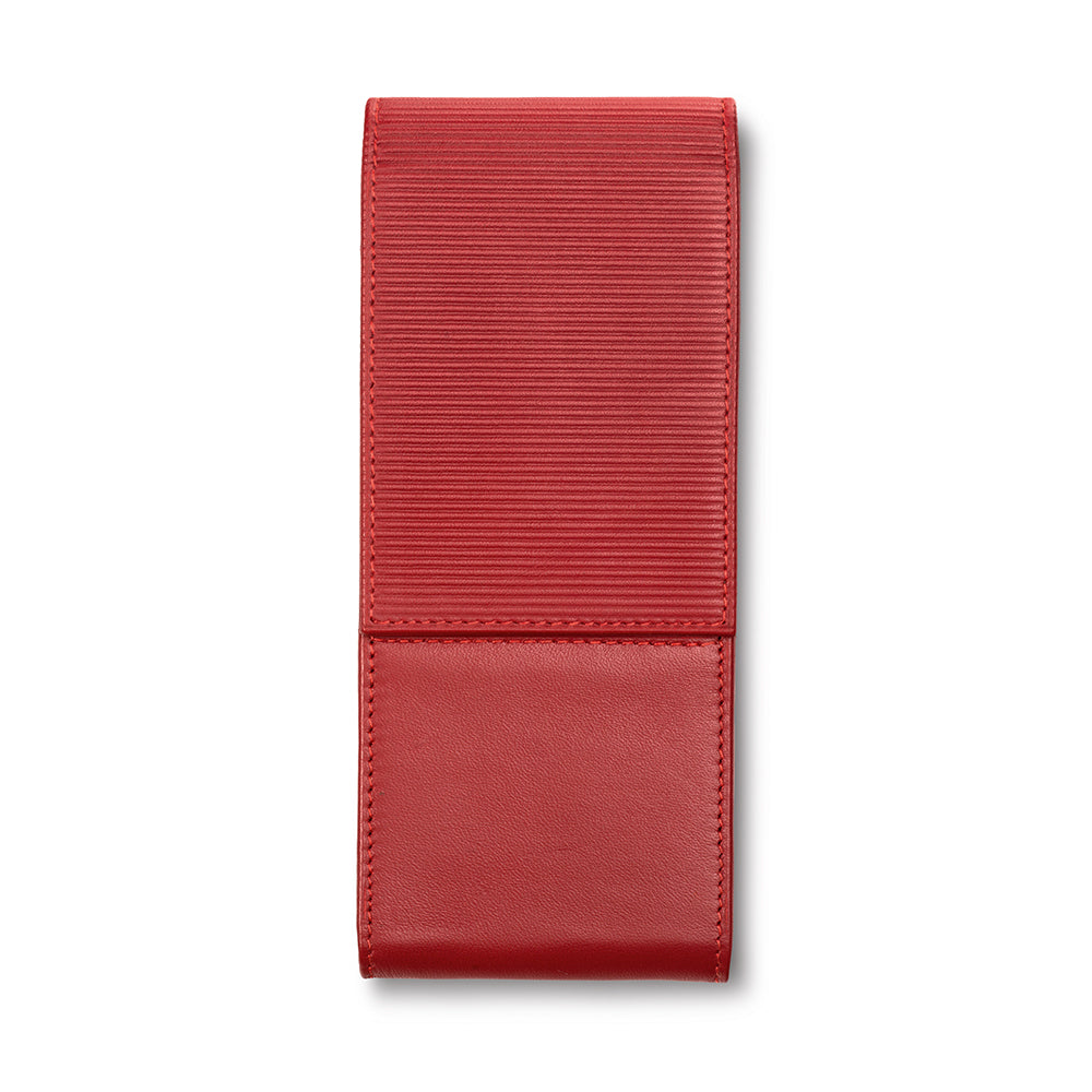 LAMY A 316 leather case Red