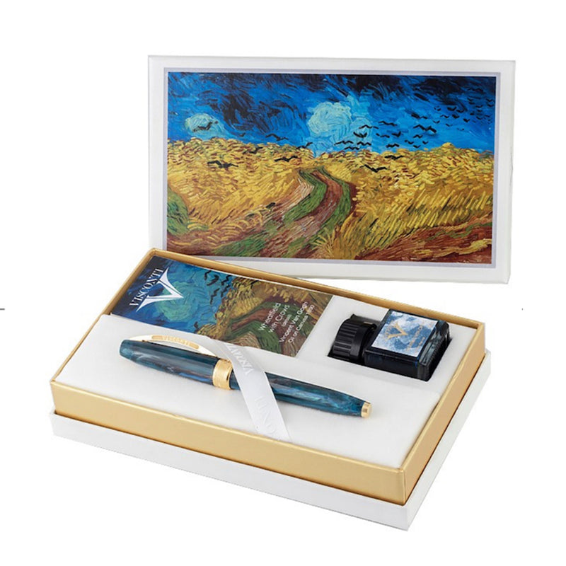 Visconti Impressionist Van Gogh Fountain Pen