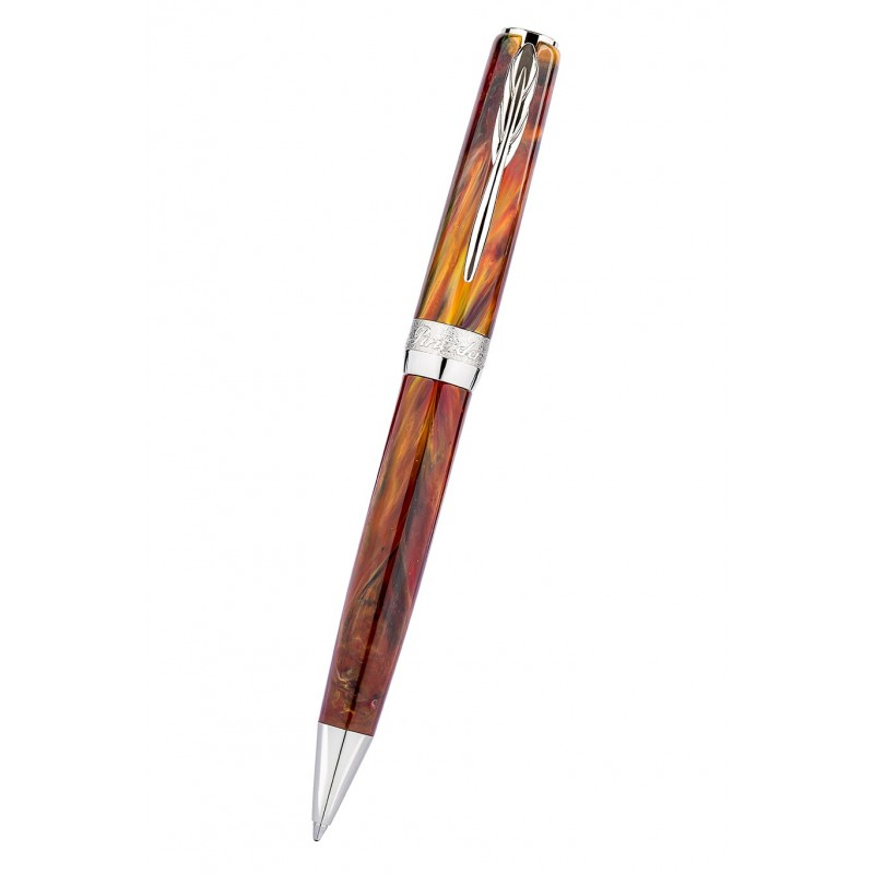 Pineider La Grande Bellezza Gemstones Ballpoint Pen