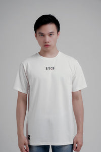 S-T-U-F White Phantom T-shirt