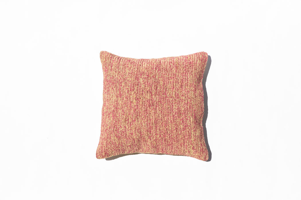 Hand Woven Cushion Old Rose