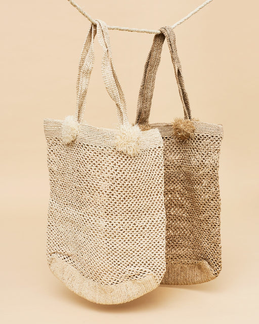 Mala Woven Bag - Natural