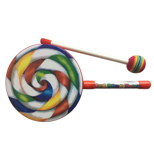 Kids Percussion Lollipop Drum