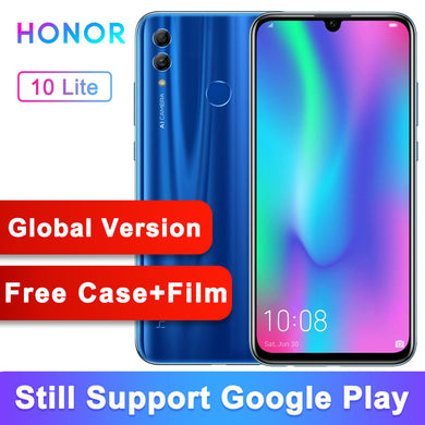 Honor 10 Lite Mobile Phone Android 9.0 6.21