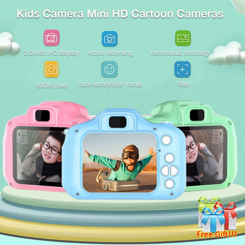 Camera Digital Fotográfica Infantil