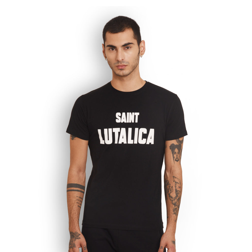 Saint Lutalica - Men (Black)